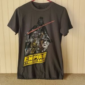 Star Wars tee size small The Empire Strikes Back